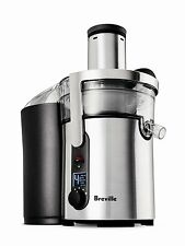 Breville BJE510XL Breville Juice Fountain Multi-Speed Centrifugal Juicer