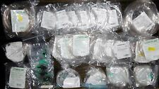 Large Lot Nasal Cannula + Fittings + Tubing + Nebulizer Sets Salter Labs & More