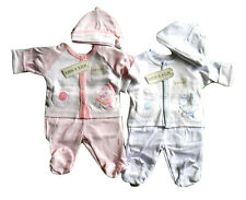 Premature Kris X Kids Early Baby Boys / Girls 4 Piece Outfit Up to 5lb or 7.5lb