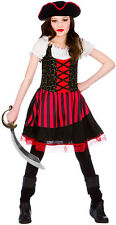 Deep sea Pirate Girl Childrens fancy dress NEW - girl Carnival Costume Kos
