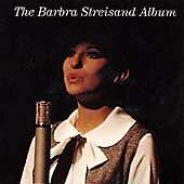 The Barbra Streisand Album (CD, Columbia) Soon It's Gonna Rain, Cry Me A River