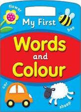 My First Words And Colour By Brown Watson