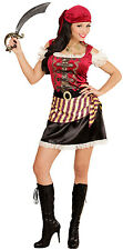 Sexy Pirate beauty Costume NEW - Ladies Carnival Fancy Dress