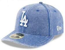 Official MLB Los Angeles Dodgers Bro Cap New Era 59FIFTY Low Profile Fitted Hat