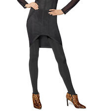 HUE Blackout Opaque Shaping Tights Hosiery, Shapewear - Women's