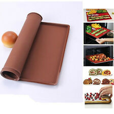 New Silicone Oven Liner Sheet Cake Roll Bake Pan Cookie Pastry Cooking Mat