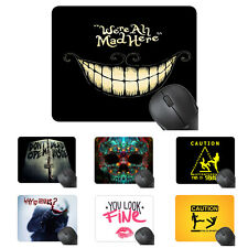 Funny Mouse Mat Pad Rubber Mouse Laptop Computer Desktop Keyboard Mouse Pad Mat