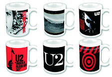 U2 Mug Classic War Logo New Official Boxed