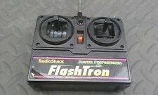 Vintage R/C Flashtron REMOTE ONLY for Off Road High Speed Buggy Car Radio Shack