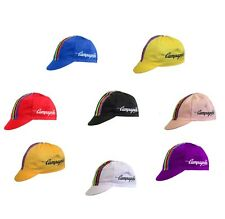 Campagnolo Retro Classical Vintage Cycling Cap by APIS Italy