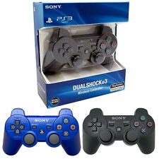 OFFICIAL GENUINE SONY PS3 PLAYSTATION 3 DUALSHOCK3 WIRELESS BLUETOOTH CONTROLLER