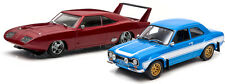 Greenlight Collectibles 86251 1:43 Dodge Charger Daytona & 1974 Ford Escort
