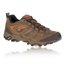 Merrell Moab FST Leather Mens Brown Outdoors Walking Hiking Shoes