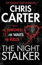 The Night Stalker, Chris Carter, New Book