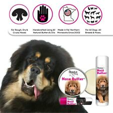 TIBETAN MASTIFF HANDCRAFTED NOSE BUTTER FOR DRY, CRACKED ROUGH DOG NOSES