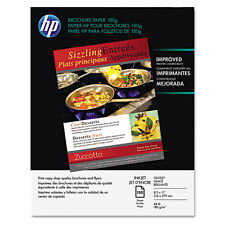 "HP Professional Inkjet Brochure Paper 8.5"" x 11"" Glossy finish 150/Pack (Q1987A)"