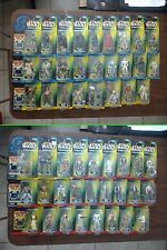 Star Wars POTF Freeze Frame 12 Figures Available A-L Every 2nd Ships Free