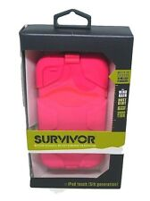 Griffin New iPod Touch Survivor Case for 5th and 6th Generation with Belt Clip