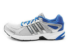 Adidas Mens  Duramo 5 M-2  Running Shoes Trainers  New White Silver Navy