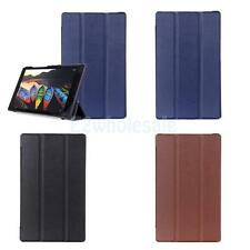 Slim PU Leather Smart Cover Case Stand for Lenovo Tab3 8 (TB3-850F/M) 8""
