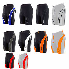 Zimco Pro Cycling Shorts Biking Bicycle Bike Shorts Black COOLMAX Padded 142