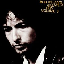 BOB DYLAN - BOB DYLAN'S GREATEST HITS VOLUME 3 - CD - MINTY CONDITION