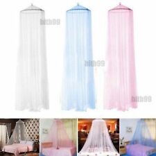 New Elegant Round Lace Insect Bed Canopy Netting Curtain Dome Mosquito GV