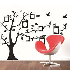 Removable Photo Frame Memory Tree Decal Mural Wall Art Sticker Home Decor C8W0