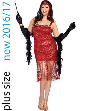 Aint She Sweet Flapper Womens Plus Size Costume Size 3X-4X