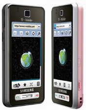 Samsung Behold SGH-T919 T-Mobile Unlocked Cellular Basic GSM 3G Phone