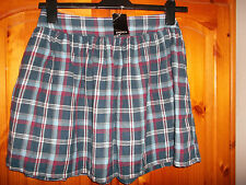 Cute blue, red and white flirty skater skirt, PAPAYA (WEEKEND), size 10, NEW