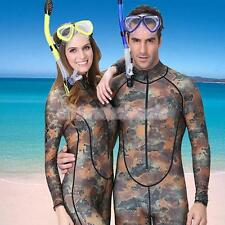 Super Stretch Mens Womens Full Body Wetsuit Surfing Scuba Diving Equipment NEW