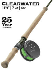 "NEW - Orvis Clearwater Switch 7wt 11'9"" Fly Rod Outfit - FREE SHIPPING!"