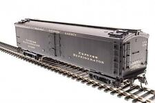 "Broadway Limited 1839 HO Railway Express Agency 53'6"" Wood Express Reefer #1278"
