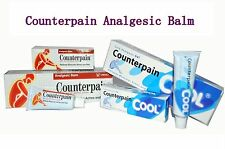 COUNTER-PAIN-COOL-ANALGESIC-HOT-WARM-HEAT-RELIEVES-ACHES-PAIN 30g,60g,120g