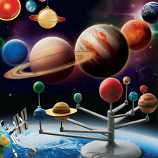 Solar System Planetarium Model Kit Astronomy Science Project Kids Gift Lot GF