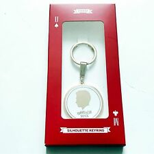 SM TOWN x DDP SUM Artist TVXQ Official Artwork Silhouette Limited Key Ring