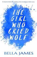 NEW Girl Who Cried Wolf By JAMES BELLA Paperback Free Shipping