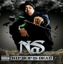 Hip Hop Is Dead [PA] by Nas CD Kanye West Jay-Z