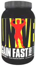 Universal Nutrition GAIN FAST 3100 Protein Mass Weight Gainer 2.55lb PICK FLAVOR