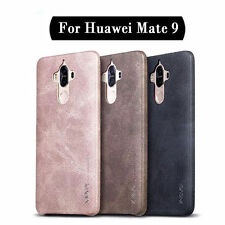 X-Level Luxury Vintage Ultra-thin Leather Case Hard Back Cover For Huawei Mate 9