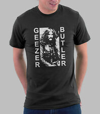 BLACK SABBATH T-shirt Geezer Butler with Fender Bass Guitar Ozzy Osbourne Shirt