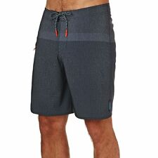 Depactus Board Shorts - Depactus Echo Charlie Board Shorts  - Black Stripe
