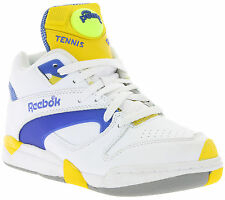 NEW Reebok Court Victory Pump Unisex sneakers Fitness Sport Trainers White