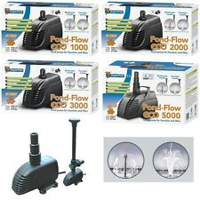 Superfish Pond Flow Eco ** Every Size ** Pond Fish Garden Pump Filter Filtration