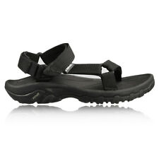Teva Hurricane XLT Womens Black Walking Outdoors Hiking Sandals Summer Shoes