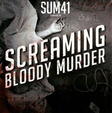 Screaming Bloody Murder by Sum 41 (CD, Mar-2011, Mercury)