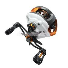 12+1 BB Right/Left Handed Baitcasting Fishing Reel Low Profile Baitcaster Reel