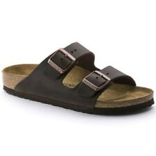 Birkenstock Men's & Women's Arizona Sandals Habana Leather 5253