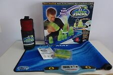 SPEED STACKS Stack Pack - DVD Mat Timer Carrying Bag Red Cups